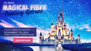 magical fiber fantasy retreat