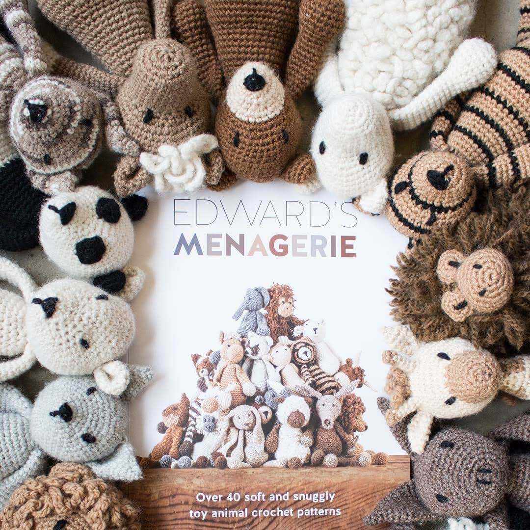 TOFT Crochet Animal Collection