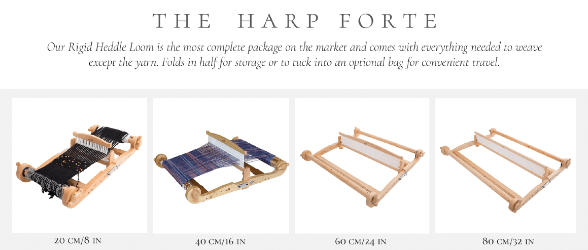 Kromski Harp Forte