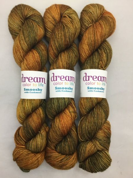 Dream In Color Smooshy With Cashmere Fingering Yarn Cloud To Ground
